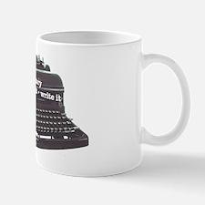 Write It Mug