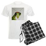Preying Mantis Eyes Pajamas