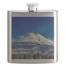 Mt Shasta Beauty Flask