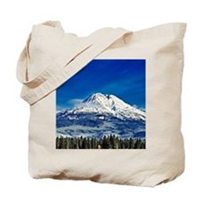 Mt Shasta Beauty Tote Bag