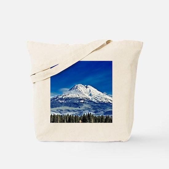 Mt Shasta Beauty Tote Bag