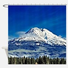 Mt Shasta Beauty Shower Curtain