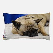 Sleeping French Bulldog Pillow Case