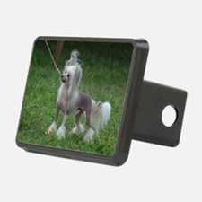 Alert Chinese Crested Dog Hitch Cover