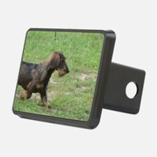 Wire Haired Dachshund Hitch Cover