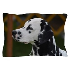 Sweet Dalmatian Pillow Case
