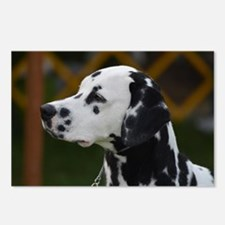Sweet Dalmatian Postcards (Package of 8)