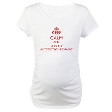 Keep Calm and Hug an Automotive Mechanic Shirt
