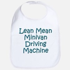 Minivan Mom Bib