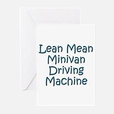 Minivan Mom Greeting Cards (Pk of 10)