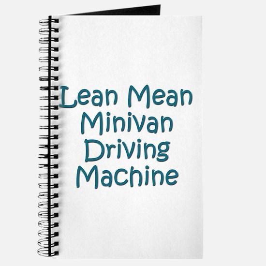 Minivan Mom Journal