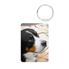 Greater Swiss Mountain Dog Keychains