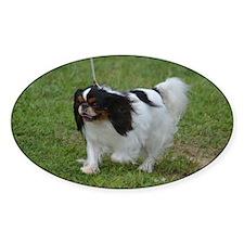 Japanese Spaniel Dog Decal