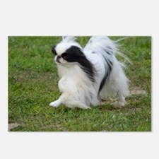 Japanese Chin Puppy Postcards (Package of 8)