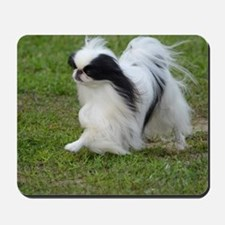 Japanese Chin Puppy Mousepad