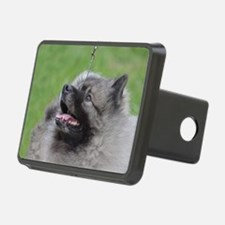 Fluffy Keeshond Hitch Cover
