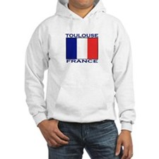 Toulouse, France Hoodie
