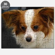 Cute Papillon Dog Puzzle