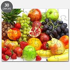 Mixed Fruits Puzzle