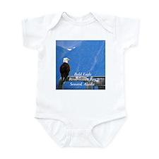 Seward Bald Eagle Infant Bodysuit