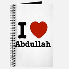 I love Abdullah Journal