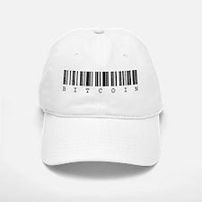 Bitcoin Barcode Baseball Baseball Baseball Cap