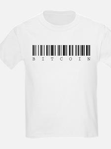 Bitcoin Barcode T-Shirt
