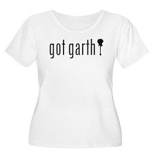 gotgarth Plus Size T-Shirt
