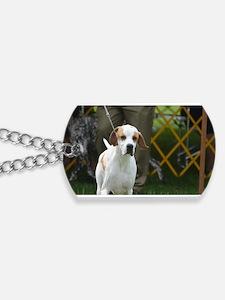 Cute Portuguese Pointer Dog Tags