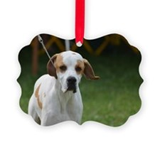 Sweet Portuguese Pointer Ornament