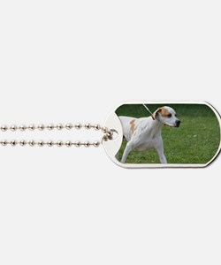 Portuguese Pointer Puppy Dog Tags
