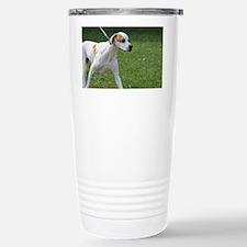 Portuguese Pointer Pupp Stainless Steel Travel Mug