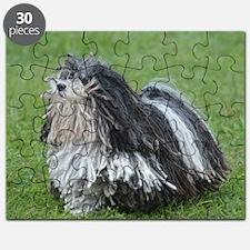 Adorable Puli Dog Puzzle