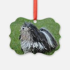 Adorable Puli Dog Ornament