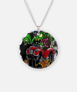 monster DnF Necklace