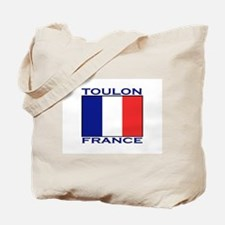 Toulon, France Tote Bag