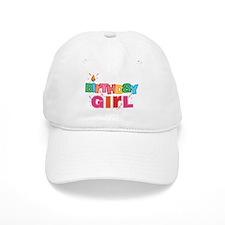 Birthday Girl Letters Cap