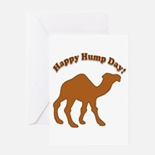 Hump Day! Happy Hump Day! Greeting Card