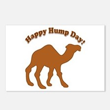 Hump Day! Happy Hump Day! Postcards (Package Of 8)