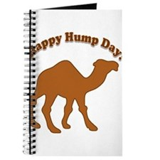 Hump day! Happy Hump day! Journal