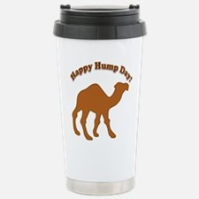 Hump day! Happy Hump day! Travel Mug