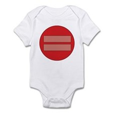 Equality symbol Infant Bodysuit