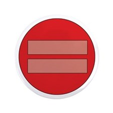 """Equality symbol 3.5"""" Button"""