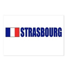 Strasbourg, France Postcards (Package of 8)