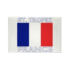 St. Tropez, France Rectangle Magnet