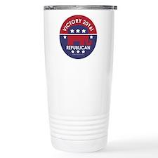 Republican Victory 2014 Travel Mug