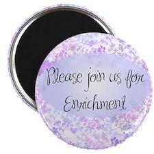 Enrichment invitations Magnet
