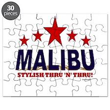 Malibu Stylish Thru 'N' Thru Puzzle