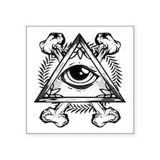 Eye In Sticker