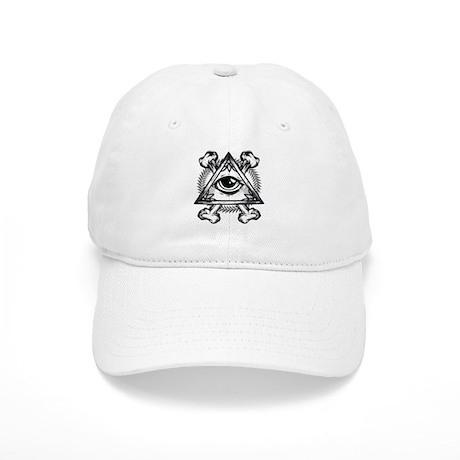 Eye In Baseball Cap